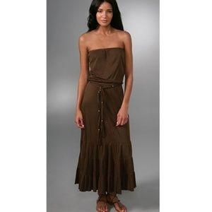 Diane von Furstenberg Jamaica Size L Cocoa BNWT